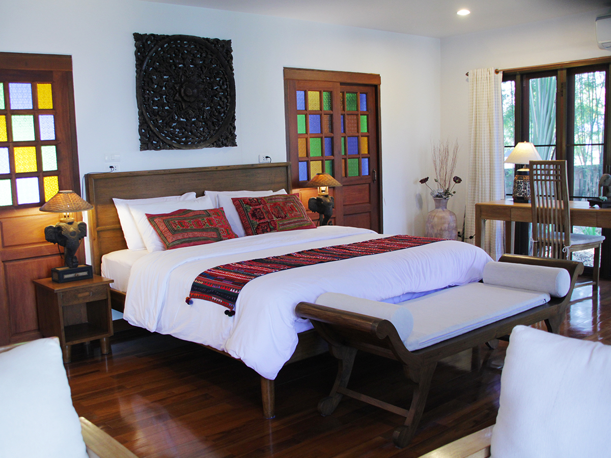 King Spa Suite at Jasmine Hills Lodge - Chiang Mai, Thailand